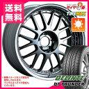 サマータイヤ 225/45R18 95W XL デリンテ D7 サンダー & SSR プロフェッサー MS1 7.5-18 タイヤホイール4本セット