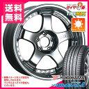 サマータイヤ 235/50R18 97W ヨコハマ ブルーアース・エース AE50 A/a & SSR プロフェッサー SP1 8.0-18 タイヤホイール4本セット