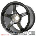 アドバンレーシング TC3 11.0-18 ホイール1本 ADVAN Racing TC3