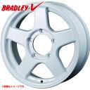 ブラッドレー V 6.0-16 ホイール1本 BRADLEY V ジムニー専用