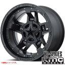 KMC XD827 ロックスター3 8.0-17 ホイール1...