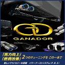 GANADOR マフラー Vertex 4WD/SUV トヨタ ハリアー DBA-ZSU60W/DBA-ZSU65W H25/12〜 品番:GDE-641 ガナドール