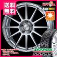 サマータイヤ 195/45R16 84V XL フェデラル SS595 & ENKEI エンケイ パフォーマンスライン PF03 6.5-16 タイヤホイール4本セット