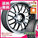 サマータイヤ 225/40R18 92W XL デリンテ DH2 SSR プロフェッサー MS1 7.5-18 タイヤホイール4本セット