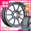 サマータイヤ 245/40R19 98W XL ヨコハマ ブルーアース RV-02 & SSR プロフェッサー SP5 8.0-19 タイヤホイール4本セット