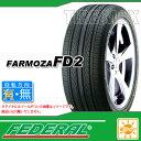 サマータイヤ 155/65R14 75H フェデラル フォアモサ FD2 FEDERAL FORMOZA FD2