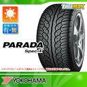 サマータイヤ 255/35R22 99V REINF ヨコハマ パラダ スペック-X PA02 YOKOHAMA PARADA Spec-X PA02