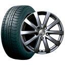 フォード クーガ 235/50R18 トーヨータイヤ ウィンタートランパスTX ホイール :バラーレ 18×7.5 108/5 +52 3X164 輸入車 スタッドレス ..