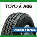 サマータイヤ単品 トーヨータイヤ TOYO i A06 145/80R12 80/78N [TOYO TIRES]注)タイヤ1本あたりのお値段です
