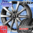 MANARAY EUROSPEED_G10 15 X 6 +38 4穴 100ブリヂストン REVO GZ 15年製 185/65R15