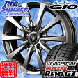 MANARAY EUROSPEED_G10 17 X 7 +55 5穴 114.3ブリヂストン REVO GZ 2016年製 215/55R17