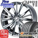 HANKOOK ハンコック Dynapro ダイナプロ HP2 RA33 サマータイヤ 235/60R18WEDS ウェッズ Leonis レオニス VX ホイール 4本セット 18インチ 18 X 7 +47 5穴 114.3