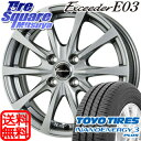 TOYOTIRES NANOENERGY3plus 175/60R16HotStuff エクシーダー E03 16 X 6 +45 4穴 100