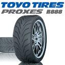 TOYOTIRES PROXES R888 205/55R16サマータイヤ 4本セット タイヤのみ