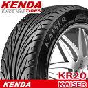 KENDA KAISER KR20サマータイヤ 4本セット タイヤのみ 205/55R16サマータイヤ 4本セット タイヤのみ