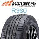 WINRUN WINRUN R380 195/60R15サマータイヤ 4本セット タイヤのみ