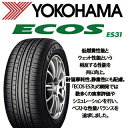 4本セット価格YOKOHAMA ECOS ES31 185/65R14