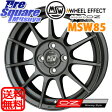 MSW by OZ MSW85 15 X 6 +25 4穴 108ブリヂストン REVO GZ 15年製 185/65R15