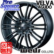 WEDS ヴェルバ AGUDO 16 X 6.5 +38 5穴 114.3YOKOHAMA ice GUARD5 IG50プラス 15年製 205/60R16