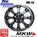 MKW MK-46 16 X 7 +35 5穴 114.3TOYO WinterTranpath MK4α 205/65R16