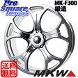 MKW MK-F300 22 X 10 +58 5穴 150YOKOHAMA GEOLANDAR I/T-S G073 285/45R22