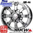 MKW MK-46 17 X 8 +25 6穴 139.7TOYO OBSERVE GSi-5 265/65R17