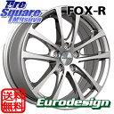 阿部商会 EURODESIGN_FOX-R 16 X 6.5(VW) +30 5穴 112ミシュラン X-ICE XI3 215/60R16