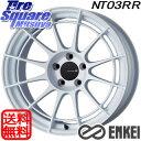 HANKOOK ハンコック Laufenn ラウフェン 在庫 S Fit EQ LK01 サマータイヤ 225/45R18ENKEI Racing Revolution NT03RR 18 X 8 +45 5穴 114.3