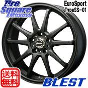 TOYOTIRES トーヨー プロクセスT1R PROXES サマータイヤ 205/45R17BLEST Eurosport TypeSS-01 ホイール 4本セット 17インチ 17 X 7 +45 5穴 100