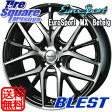 BLEST EUROSPORT_MX_Betelg 16 X 6.5 +42 4穴 100ブリヂストン ブリザック VRX 185/55R16