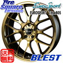 BLEST EUROSPORT_TYPE805 16 X 6 +40 4穴 100TOYO GARI