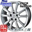 Japan三陽 ZACK_Sport10 15 X 6 +48 5穴 114.3TOYOTIRES TRANPATH MPZ (数量限定) 195/65R15