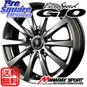 グッドイヤー REVSPEC RS-02 215/45R17MANARAY EUROSPEED_G10 17 X 7 +50 5穴 100
