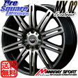 MANARAY EUROSPEED MX-02 15 X 6 +52 5穴 114.3ブリヂストン REVO GZ 2016年製 195/65R15
