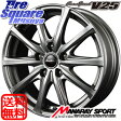 MANARAY EuroSpeed V25 15 X 6 +45 5穴 100TOYOTIRES TRANPATH MPZ (数量限定) 195/65R15