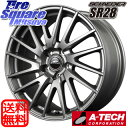 TOYOTIRES TRANPATH MPZ (数量限定) 215/45R17MANARAY SCHNEIDER SR28 17 X 7 +...