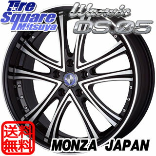 TOYOTIRES TRANPATH ML 215/45R18MONZA Warwic_DS.05 18 X 7 +42 5穴 114.3 SAI リーフ