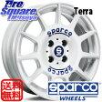SPARCO TERAテラ 16 X 7 +25 4穴 108ブリヂストン REVO GZ 15年製 195/55R16