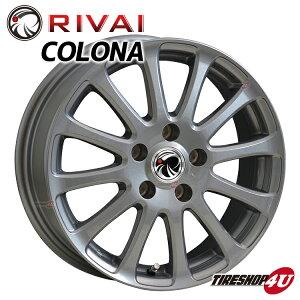 新品 16インチ CORONA 16x6.5J 5/114.3 +38GM(ガンメタリック) SAI/カムリ/アルファード/ジューク/マークX/エステイマ/デリカD:5/エクストレイル アルミホイール単品RIVAI