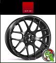 19インチ【Ispiri Wheel ISR1】19×9.5J 5/112 +35 HUB:66.56φ【Matte Black(マットブラック)】【1995】【イスピリホイール】【新品アルミホイール1本価格】正規輸入品【JWL適合品】【スタンス】Audi A4、A6