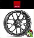 19インチ【Ispiri Wheel ISR1】19×9.5J 5/112 +35 HUB:66.56φ【Matte Graphite(マットグラファイト)】【1995】【イスピリホイール】【新品アルミホイール1本価格】正規輸入品【JWL適合品】【スタンス】Audi A4、A6