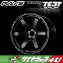 ��モ����� ������24��26�1�59��18���RAYS VOLK Racing TE37SAGA 18�8.5J�5/112 +42MM��...