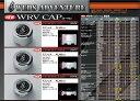 NEW イーグル ウエッズアドベンチャー WedsAdventure センターキャップ オプション キーラー マッドヴァンス マッコイズ OPTION CP-WRV-HI CP-WRV-MID CP-WRV-LOW ウェッズ