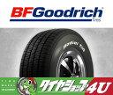 新品 ラジアルタイヤ BFグッドリッチ P235/70R15 235/70-15インチ ラジアルT/A ホワイトレター【サマータイヤ】『単品』【BFG】(Radial T/A)