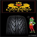【2015年製】新品 ラジアルタイヤ ライオンハート LH3 275/30R20インチ【サマータイヤ】【LION HART TIRES】【LH-THREE】『単品』【即納】
