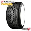 処分特価 2017年製 送料無料 新品 タイヤ YOKOHAMA PARADA Spec-X PA02 255/40R20 サマータイヤ パラダ スペックX ヨコハマタイヤ 255/40-20