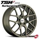 新品アルミホイール1本価格 20インチTSW Nurburgring RF(ニュルブルクリンク) 20×8.5J 5/112 43マットブロンズ 2085