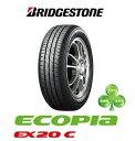 BRIDGESTONE ブリヂストン ECOPIA EX20C 175/60R16 82H エコピア EX20C