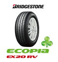BRIDGESTONE ブリヂストン ECOPIA EX20RV 205/60R16 92H エコピアEX20RV ミニバン 【P11Sep16】【0824楽天カード分割】