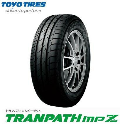 トーヨー トランパスmpZ 185/55R15 82V TOYO TRANPATH mpZ エムピーゼット(タイヤ単品1本価格)